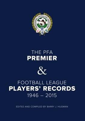 PFA Player's Records 1946-2015 - pr_209017