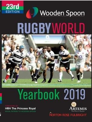Rugby World Wooden Spoon Yearbook 2019 23rd Edition - pr_227430