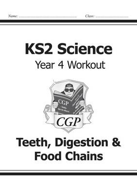 KS2 Science Year Four Workout: Teeth, Digestion & Food Chains - pr_16952