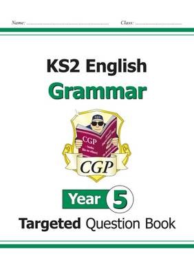 KS2 English Targeted Question Book: Grammar - Year 5 - pr_17015