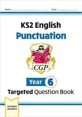 KS2 English Targeted Question Book: Punctuation - Year 6 - pr_20385