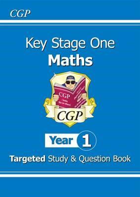 KS1 Maths Targeted Study & Question Book - Year 1 - pr_114449