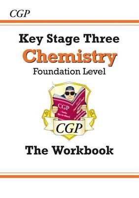 KS3 Chemistry Workbook - Foundation - pr_16396