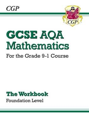 GCSE Maths AQA Workbook: Foundation - for the Grade 9-1 Course - pr_204620