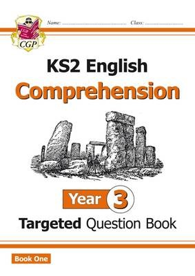 KS2 English Targeted Question Book: Year 3 Comprehension - Book 1 - pr_313364