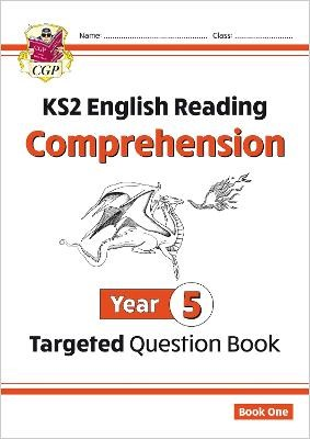 New KS2 English Targeted Question Book: Year 5 Reading Comprehension - Book 1 (with Answers) -
