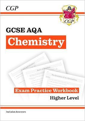Grade 9-1 GCSE Chemistry: AQA Exam Practice Workbook (with answers) - Higher - pr_313672