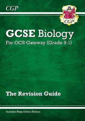 Grade 9-1 GCSE Biology: OCR Gateway Revision Guide with Online Edition - pr_210593