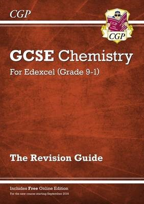 Grade 9-1 GCSE Chemistry: Edexcel Revision Guide with Online Edition - pr_313669