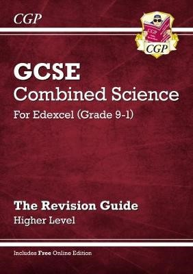 Grade 9-1 GCSE Combined Science: Edexcel Revision Guide with Online Edition - Higher - pr_313770