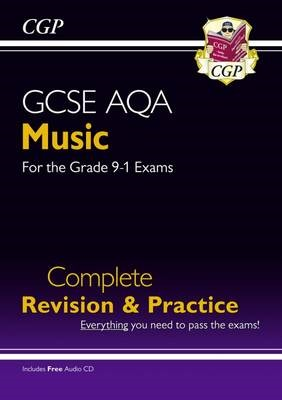 9-1 GCSE Music AQA Complete Revision & Practice with Audio CD - pr_48850