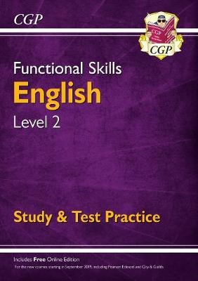 New Functional Skills English Level 2 - Study & Test Practice (for 2020 & beyond) - pr_312665