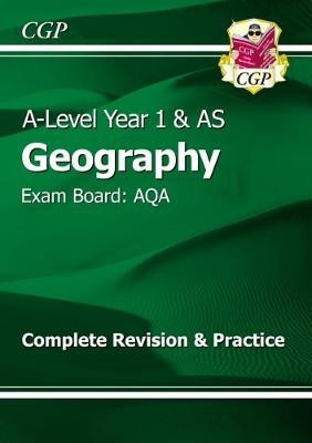 A-Level Geography: AQA Year 1 & AS Complete Revision & Practice - pr_246644