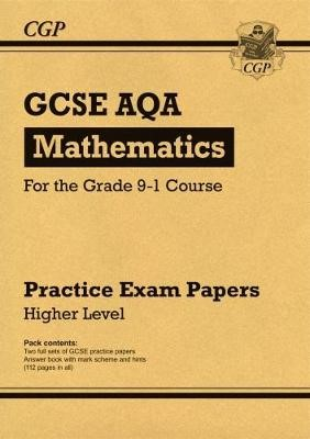GCSE Maths AQA Practice Papers: Higher - for the Grade 9-1 Course - pr_209676