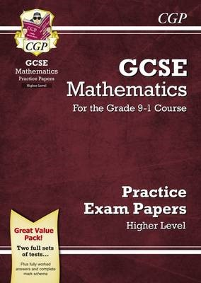 GCSE Maths Practice Papers: Higher - for the Grade 9-1 Course - pr_209656