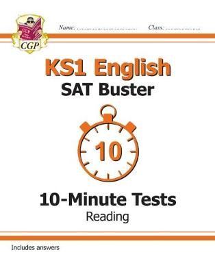 KS1 English SAT Buster 10-Minute Tests: Reading - pr_312667