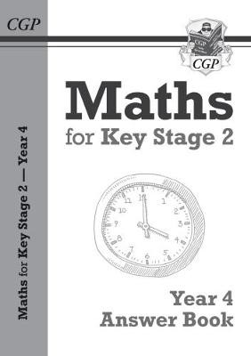 KS2 Maths Answers for Year 4 Textbook - pr_209663
