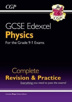 Grade 9-1 GCSE Physics Edexcel Complete Revision & Practice with Online Edition - pr_313675
