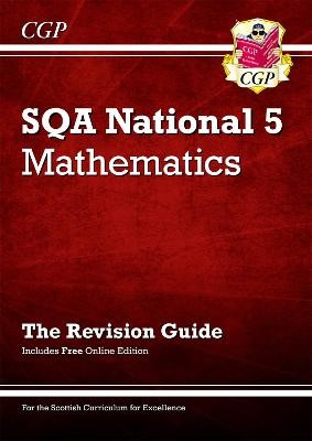 National 5 Maths: SQA Revision Guide with Online Edition - pr_226488