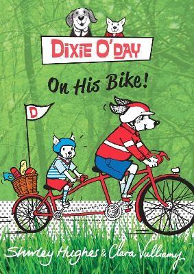 Dixie O'Day on his Bike - pr_118757