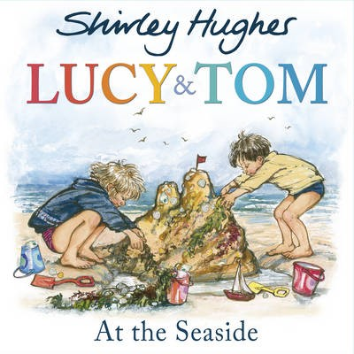 Lucy and Tom at the Seaside -