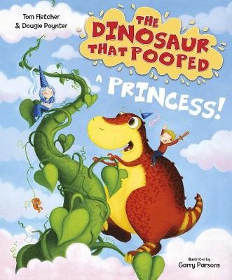 The Dinosaur that Pooped a Princess - pr_118469