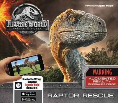 Jurassic World Fallen Kingdom - Raptor Rescue -