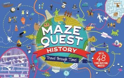 Maze Quest: History -