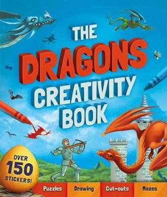 The Dragons Creativity Book - pr_287544