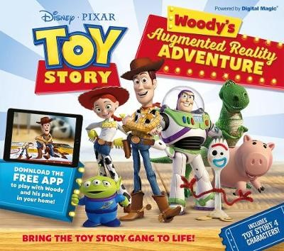 Toy Story - Woody's Augmented Reality Adventure -