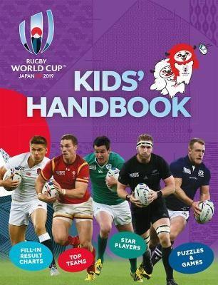 Rugby World Cup 2019 TM Kids' Handbook -