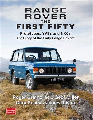 Range Rover the First Fifty - pr_209218