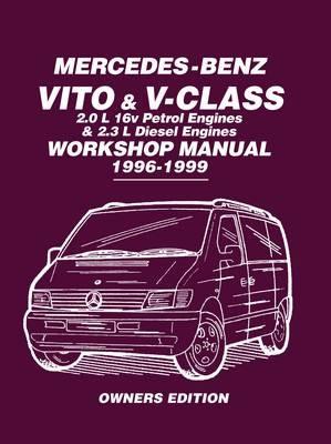 Mercedes-Benz Vito & V-Class Workshop Manual 1996-1999 - pr_209196