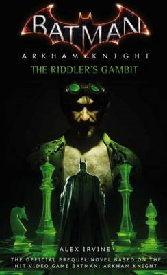 Batman: Arkham Knight - The Riddler's Gambit -