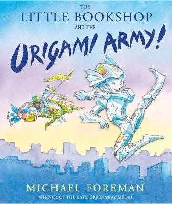 The Little Bookshop and the Origami Army -