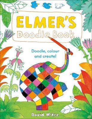 Elmer's Doodle Book - pr_121313