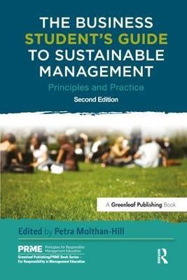 The Business Student's Guide to Sustainable Management - pr_287786