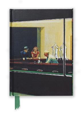 Edward Hopper: Nighthawks (Foiled Journal) - pr_61413