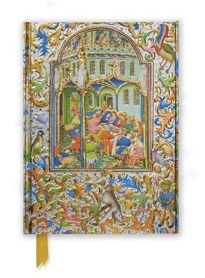 Illuminated Manuscript Marriage Feast at Cana (Foiled Journal) - pr_61418
