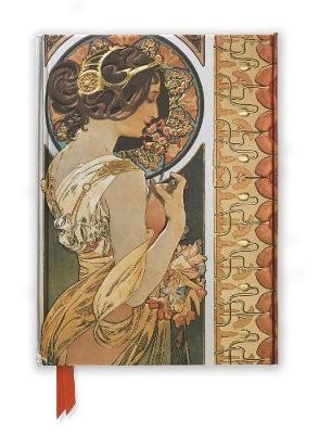 Mucha: Cowslip and Documents Decoratifs (Foiled Journal) - pr_61482
