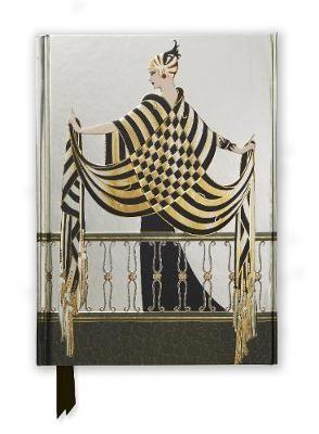 Erte: The Balcony (Foiled Journal) - pr_61343