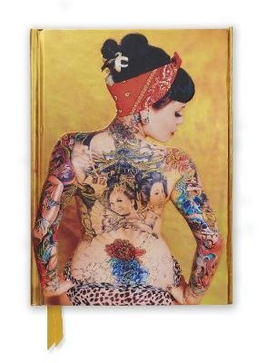 Justice Howard: Tattoo Art (Foiled Journal) -