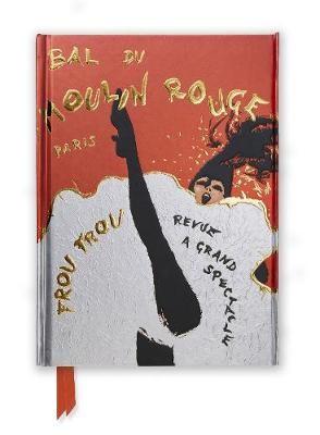 Rene Gruau: Bal du Moulin Rouge (Foiled Journal) - pr_259515