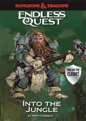 Dungeons & Dragons Endless Quest: Into the Jungle -