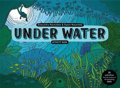 Under Water Activity Book -