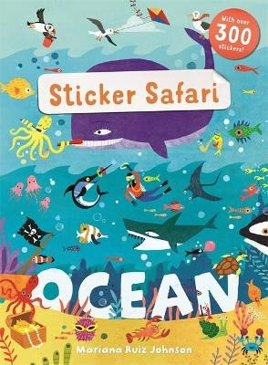Sticker Safari: Ocean - pr_323831