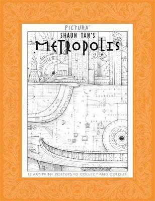 Pictura Prints: Metropolis -