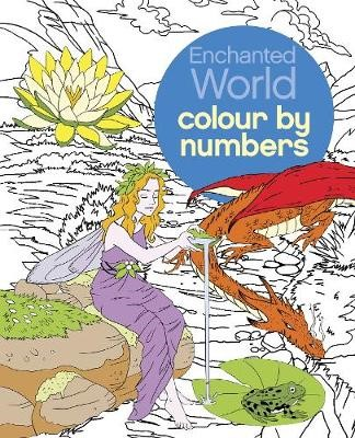 Enchanted World Colour by Numbers - pr_17257