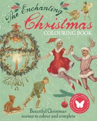 The Enchanting Christmas Colouring Book - pr_208601