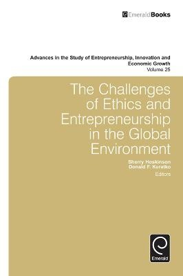 The Challenges of Ethics and Entrepreneurship in the Global Environment - pr_282863